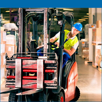 temp jobs warehouse Forklift Operator johnstown