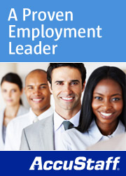 AccuStaff Employment Leader